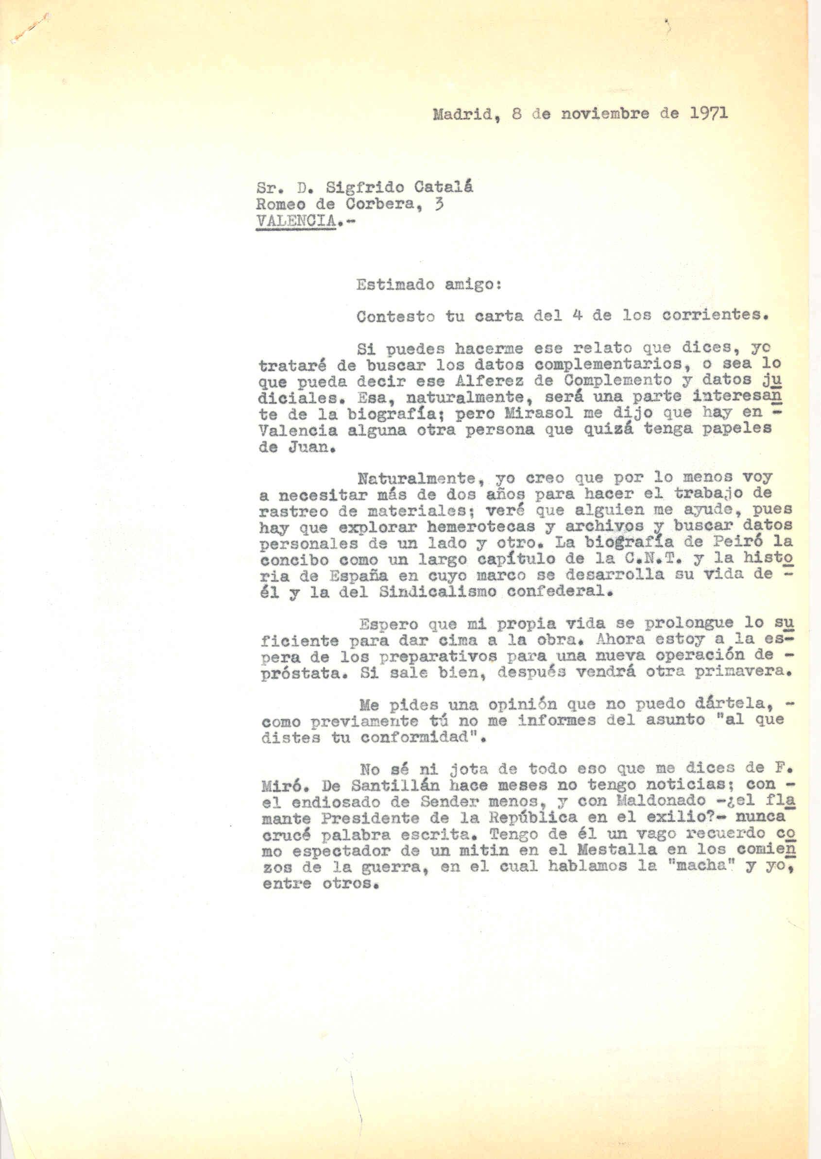 Visor Archivo General Región de Murcia. JLS,991/5,16 / Carta a ...